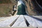 【100年に1度の光景〜長井ダム最高水位到達!】:画像