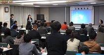平成28年度長井市地域おこし協力隊活動報告会(H29.3.1..:画像