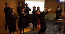 平昌オリンピック鈴木沙織選手激励壮行会(H30.2.15):画像