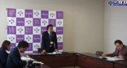平成30年3月議会にかかる定例記者説明会:画像