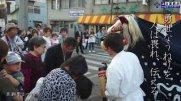 長井の祭り風景:画像