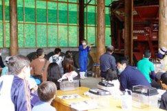 ☆カブトムシを育てる教室2021:画像