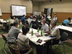 ☆交流センターふらりまつり内容検討会を行いました:画像