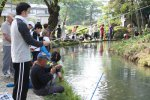 【太公望のあやめまつり〜百匹釣り大会】:画像
