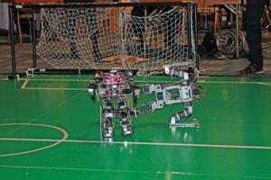 【白熱のロボットバトル!〜 産業祭は午後も盛り上がっています】:画像