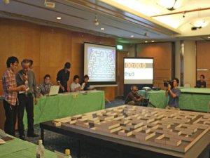 【第23回マイクロマウス東北地区大会終了しました!】:画像