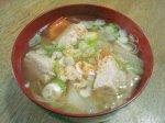 【凍み豆腐2月いっぱいで終了です】:画像
