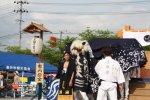 【第22回ながい黒獅子まつり〜川窪 文殊尊】:画像
