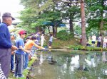 【101匹釣り大会〜長井あやめまつり】:画像