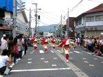 【長井おどり大パレードが開催されました!】:画像