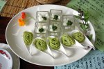 【スタミナ野菜で夏をのりきれ!〜行者菜づくし】:画像