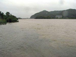 【今夜は長井にも台風が接近します】:画像