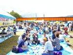 【大綱引き&1000人いも煮会で秋の野川が沸きました!】:画像