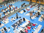 【第24回長井市内小中学校児童生徒書き初め大会】:画像