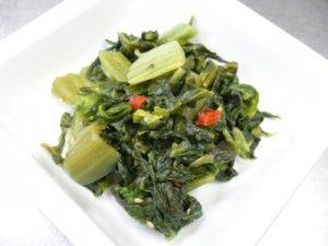 【独特の風味をもつ郷土料理 青菜煮&さくら通信*゜。+*】:画像
