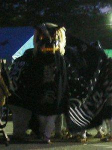 【第23回ながい黒獅子まつり〜白兎 葉山神社】:画像