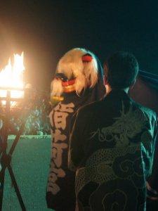 【第23回ながい黒獅子まつり〜 九野本 稲荷神社】:画像