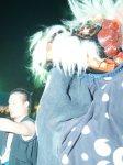 【第23回ながい黒獅子まつり〜勧進代 総宮神社】:画像