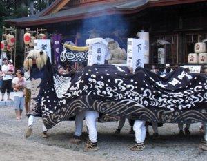 【長井一宮 總宮神社例祭! 9月15日・16日】:画像
