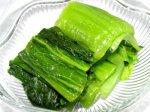 【ピリッとした辛み!山形の味 青菜漬&おみ漬】:画像