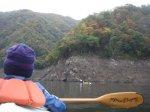 【秋の風景を満喫!ながい百秋湖♪】:画像