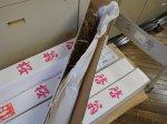 【春を告げる『啓翁桜』の発送が始まりました】:画像