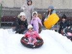 【子育て支援交流事業『冬まつり交流会』】:画像
