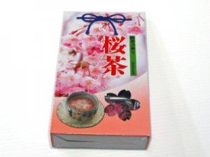 【春の香り漂う〜『桜茶』】:画像