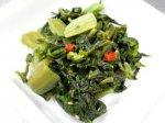 【山形のおばあちゃんの味!『青菜煮』】:画像