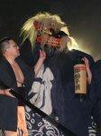 【第24回ながい黒獅子まつり〜河井 若宮八幡神社】:画像