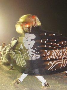 【第24回ながい黒獅子まつり〜宮 總宮神社】:画像