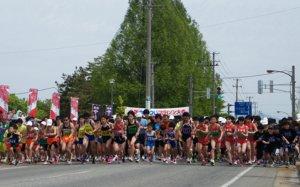 【第35回全国白つつじマラソン!】:画像