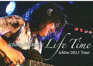 【ichiro Acoustic Life Time in 長井<予告>】:画像