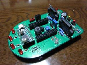 【マイクロマウスつぐっぺ♪日記<H25.11.19>】:画像