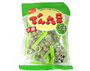 【でん六豆で豆まき?!】:画像