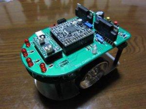 【マイクロマウスつぐっぺ♪日記<26.1.8>】:画像