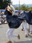 【第25回ながい黒獅子まつり〜今泉 稲荷神社】:画像