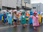 【笑顔〜長井市制60周年記念パレード】:画像