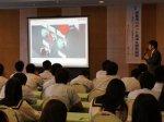 【あの「電王手くん」が長井に〜産業用ロボット講演会】:画像