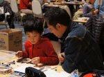 【1日がんばった!ロボットセミナー&実験教室】:画像