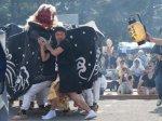 【第26回ながい黒獅子まつり〜津嶋神社(草岡)】:画像