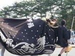 【第26回ながい黒獅子まつり〜羽黒神社(泉)】:画像