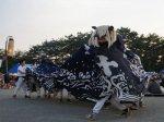 【第26回ながい黒獅子まつり〜白山神社(十日町)】:画像