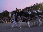 【第26回ながい黒獅子まつり〜歌丸神社(歌丸)】:画像