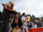 【第27回ながい黒獅子まつり〜津嶋神社(草岡)】:画像