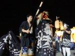 【第27回ながい黒獅子まつり〜津島神社(森)】:画像