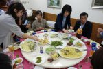 【在来野菜と新野菜を楽しむ会】:画像