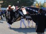 【第28回ながい黒獅子まつり−豊里神社(時庭)−】:画像