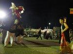 【第28回ながい黒獅子まつり−葉山神社(白兎)−】:画像