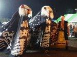 【第29回ながい黒獅子まつり−白山神社・皇大神社(小出)−】:画像
